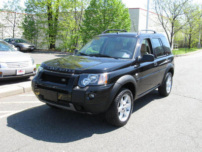 2004 Land Rover Freelander picture