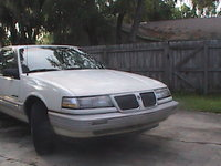1989 Pontiac Grand Am Overview