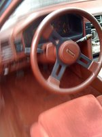 1984 Mazda RX-7 picture, interior