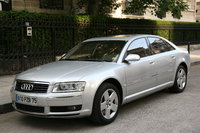 2004 Audi A8 Picture Gallery