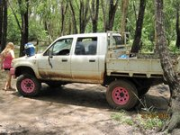 1993 Toyota Hilux Overview