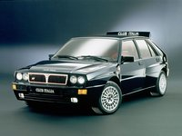 1986 Lancia Delta Overview