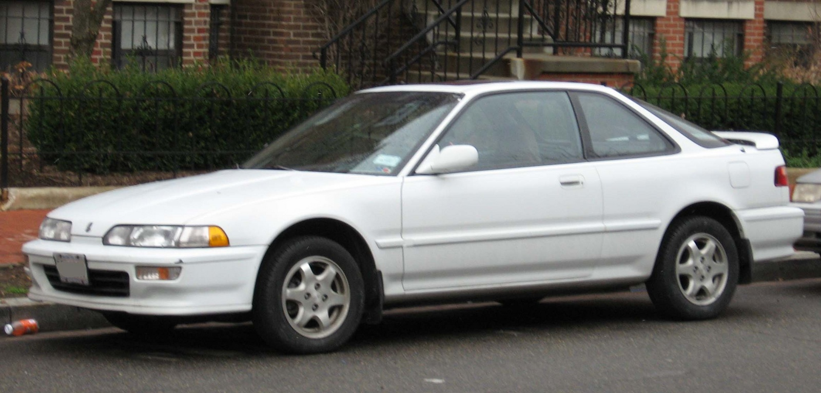 1993 Acura Integra 2 Dr Ls Hatchback Picture Exterior
