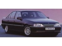 1988 Opel Omega Overview