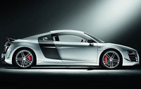 2011 Audi R8, Right Side View, exterior, manufacturer