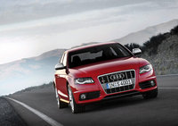 2011 Audi S4, Front View, exterior, manufacturer