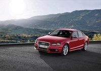 2011 Audi S4, Front Left Quarter View, exterior, manufacturer