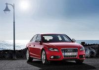 2011 Audi S4, Front View, exterior, manufacturer