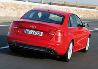2011 Audi S4, Back Right Quarter View, manufacturer, exterior