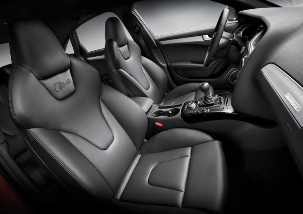2011 Audi S4, Interior View, interior, manufacturer