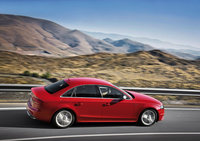 2011 Audi S4, Right Side View, manufacturer, exterior