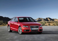 2011 Audi S4, Front Right Quarter View, manufacturer, exterior