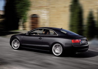 2008 Audi S5, Left Side View, exterior, manufacturer
