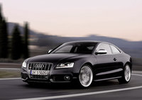 2011 Audi S5, Front Left Quarter View, exterior, manufacturer, gallery_worthy