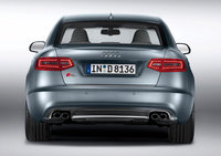 2011 Audi S6, Back View, exterior, manufacturer