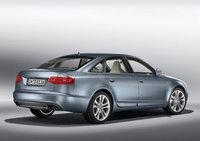 2011 Audi S6, Back Right Quarter View, exterior, manufacturer