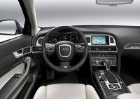 2011 Audi S6, Interior View, interior, manufacturer