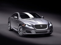 2011 Jaguar XJ-Series, Front Right Quarter View, exterior, manufacturer