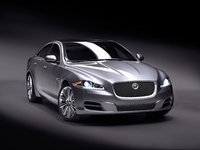 2011 Jaguar XJ-Series, Front Right Quarter View, manufacturer, exterior