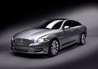 2011 Jaguar XJ-Series, Front Left Quarter View, exterior, manufacturer