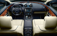 2011 Jaguar XJ-Series, Interior View, interior, manufacturer