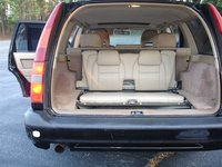 1997 Volvo 850 4 Dr STD Sedan picture, interior, exterior