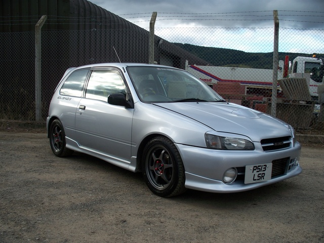 Picture of 1996 Toyota Starlet