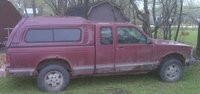 1993 GMC Sonoma 2 Dr SLE 4WD Extended Cab SB picture, exterior