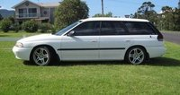 Picture of 1997 Subaru Legacy 4 Dr LSi AWD Wagon, exterior