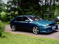 Picture of 1993 Mazda 323 SE, exterior, gallery_worthy
