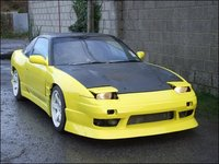 Picture of 1993 Nissan 180SX, exterior