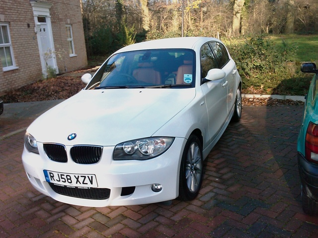 Picture of 2008 BMW 1 Series