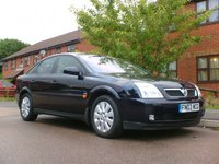 Picture of 2003 Vauxhall Vectra, exterior