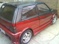 1990 Fiat Uno Picture Gallery