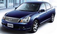 1999 Nissan Bluebird Overview