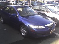 Picture of 2004 Mazda MAZDA6 4 Dr s Sedan, exterior, gallery_worthy