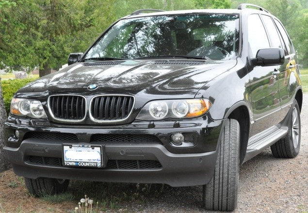 Picture of 2006 BMW X5 3.0i AWD, exterior, gallery_worthy