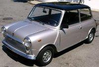1980 Austin Mini, Austin Mini 1000 Mascot, exterior