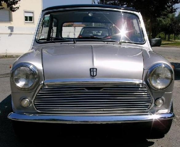 Austin Mini 1000 Mascot