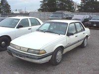 Picture of 1990 Pontiac Sunbird 4 Dr LE Sedan, exterior