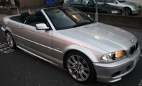 2002 BMW 3 Series 330Ci Convertible, 2002 BMW 330 330ci convertible picture, exterior