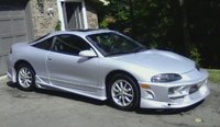 Picture of 1999 Mitsubishi Eclipse GS, exterior