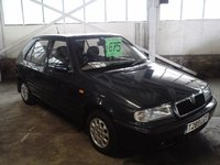 1999 Skoda Felicia, the day i bought it, exterior
