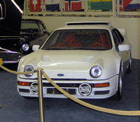 1986 Ford RS200 Overview