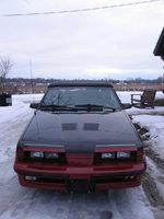 1986 Pontiac Sunbird Overview
