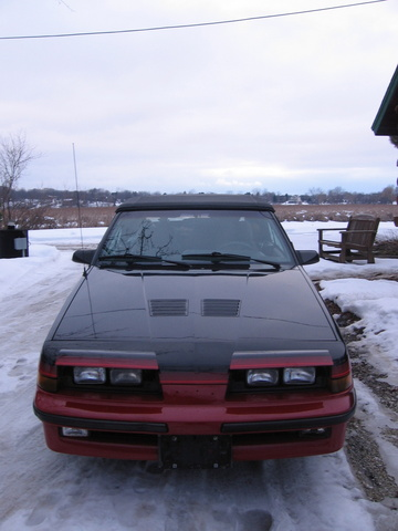 Picture of 1986 Pontiac Sunbird
