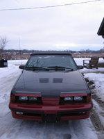 1986 Pontiac Sunbird Picture Gallery