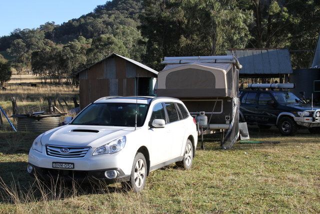 Picture of 2010 Subaru Outback