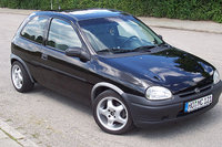1996 Opel Corsa, The car I owned is not the one in this photo., exterior, gallery_worthy