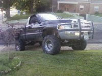 Picture of 1998 Dodge Ram 1500 2 Dr ST 4WD Standard Cab SB, exterior, gallery_worthy